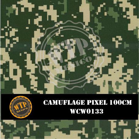 CAMUFLAGE PIXEL 100 CM