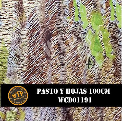 PASTO Y HOJAS 100 CM
