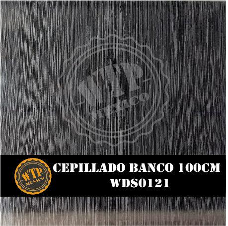 CEPILLADO BLANCO 100 CM