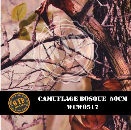 CAMUFLAGE BOSQUE 50 CM
