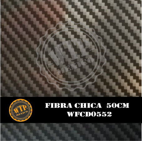 FIBRA CHICA DE 50 CM