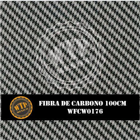 FIBRA DE CARBONO 100 CM