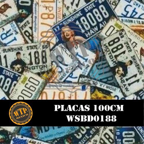 PLACAS 100 CM