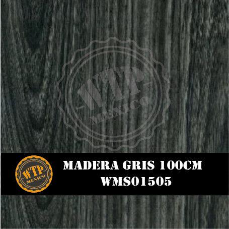 MADERA GRIS 100 CM
