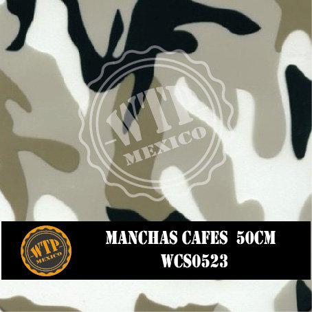 MANCHAS CAFES 50 CM