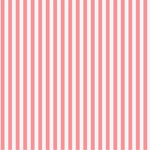 Pink Stripes Pattern Printed Adhesive Vinyl