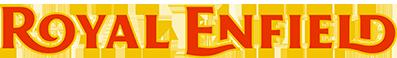 Royal Enfiel liggende logo.png