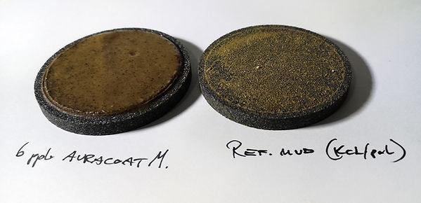 190511 AURACOAT 120 micron ceramic disc