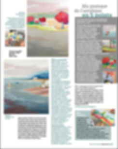 mathide grimaud magazine pratique des arts