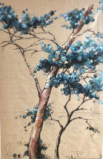 Peinture - Arbre de Vie 2