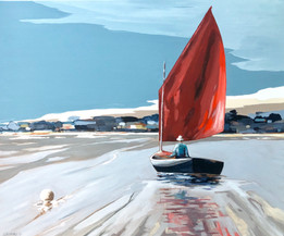 Voile rouge 2