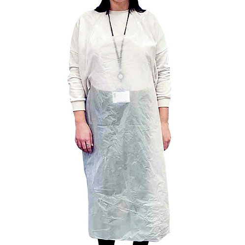 Disposable Apron (Heavy Weight) - 100 Pack