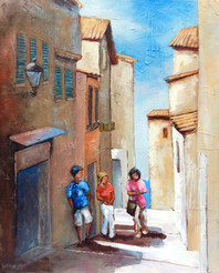 St Tropez / 65x50 / 450 €