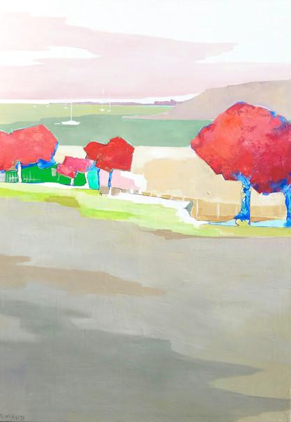 La vie en rose / 89x119 / prix sur demande