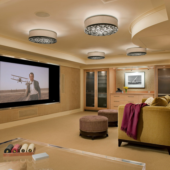 Private Residence: Theater