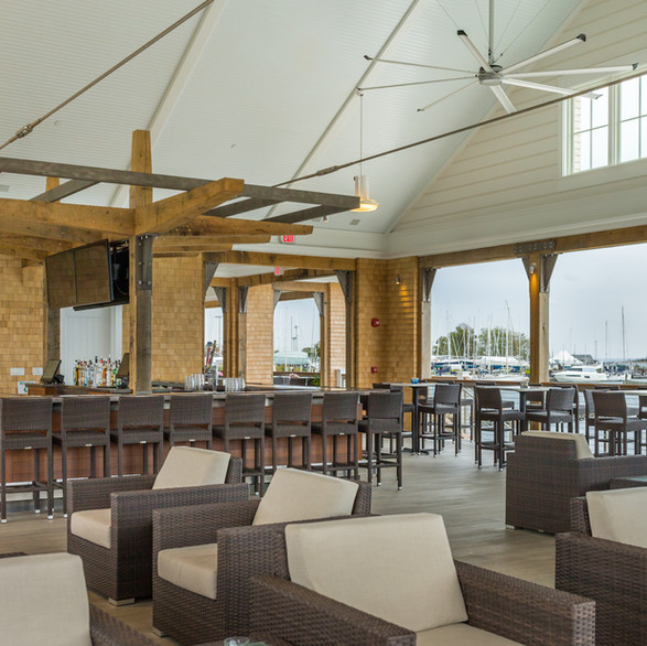 Beach Club: Quarterdeck