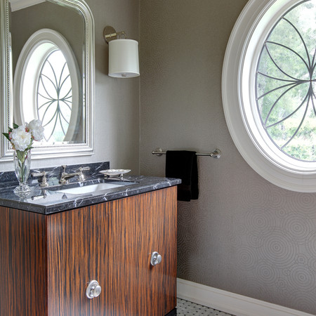Private Residence: Powder Room