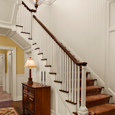 Private Residence: Stair Hall