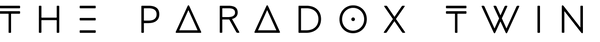 The Paradox Twin logo (black).png