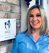 Jennifer Macchia, LPC of McCloud Acosta Clinical Services