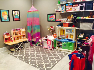 Play Rooms At MACS