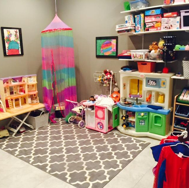 Play Therapy in Matthews NC
