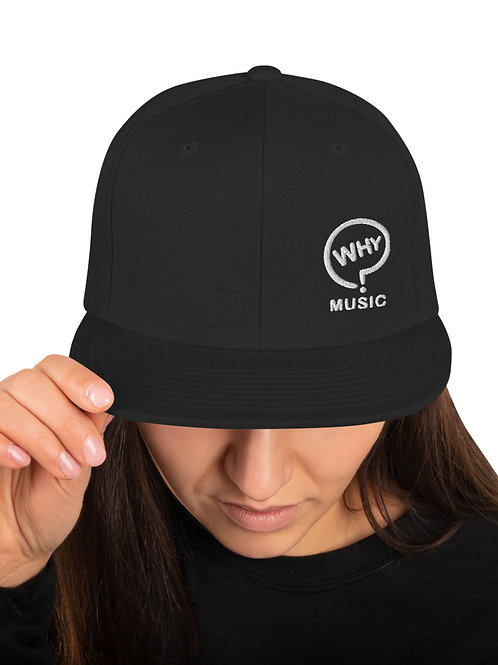 Official WHYMusic Snapback