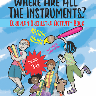 New Activity Book for 3-6 year olds