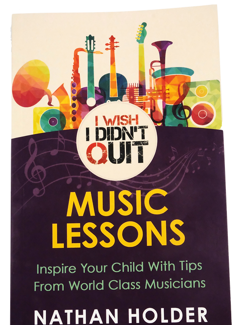 I Wish I Didn't Quit: Music Lessons