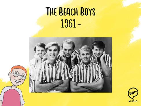 The Why Music Podcast Ep.12 - The Beach Boys