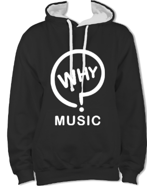 WhyMusic Hoodie