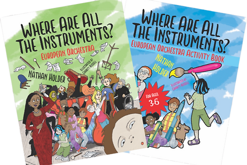 Where Are All The Instruments? Bundle