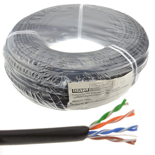 Cable Run per 100ft PREMIUM
