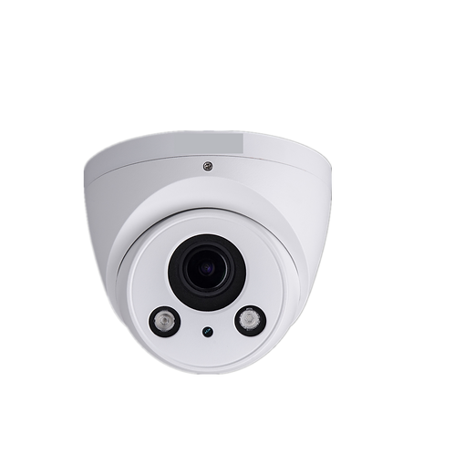 2MP WDR IR Eyeball Network Camera 2.7mm ~12mm motorized lens