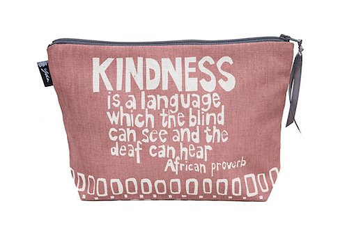 kindness dusty pink
