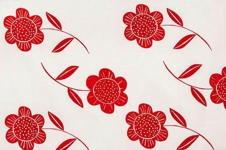 tablecloth– botanical
