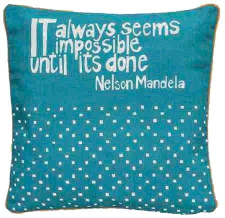 cushion cover– impossible