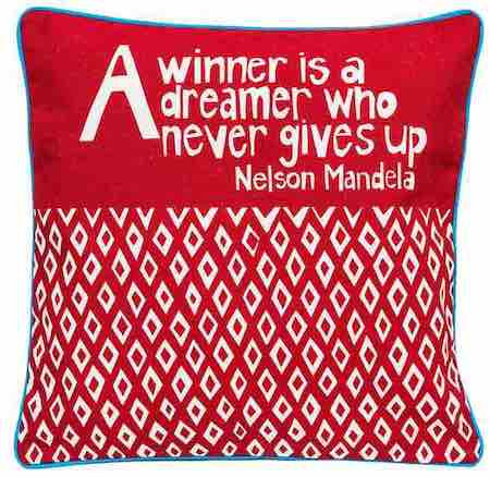cushion cover– winner
