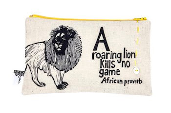 purse– lion cream