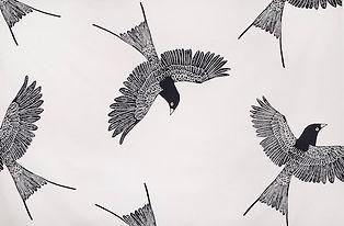 bird tablecloth black_white.jpg