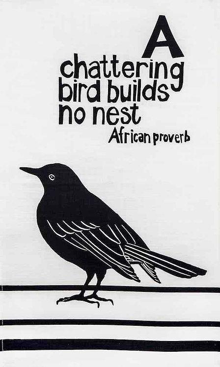 african proverb bird