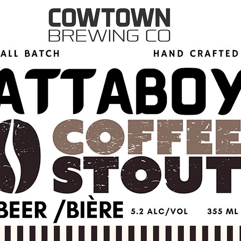 ATTABOY COFFEE STOUT