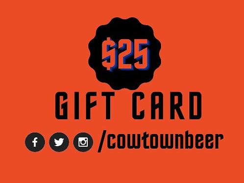 Gift Card-