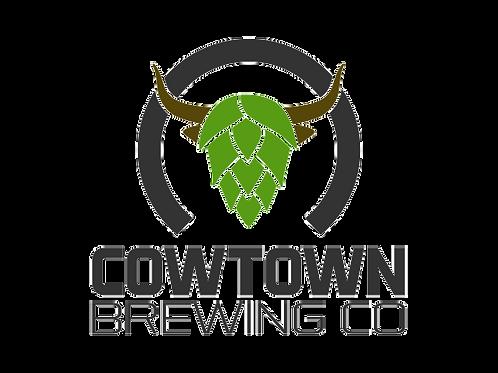 Sticker- Cowtown Logo