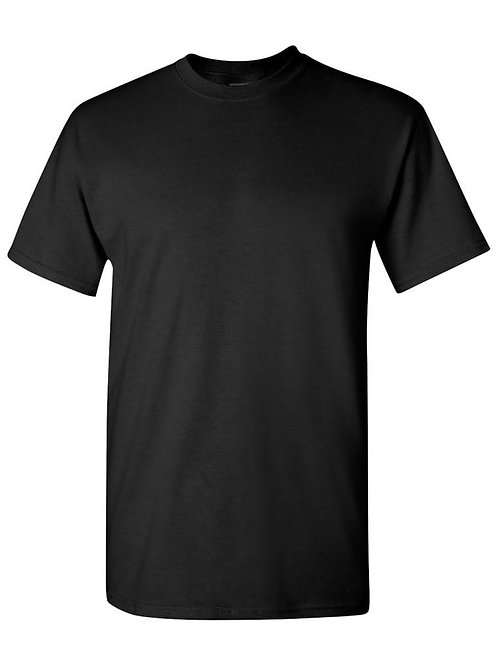Cowtown Logo T-Shirt- BLACK