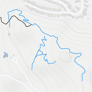 Kenneth Hahn MTB Trails.png