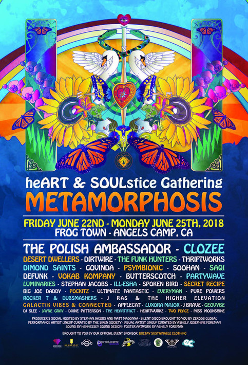 UF at Heart and Soulstice Gathering