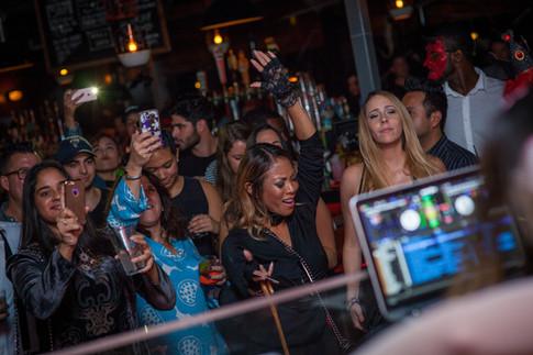 Fans of DJ Miss Eddy Pink