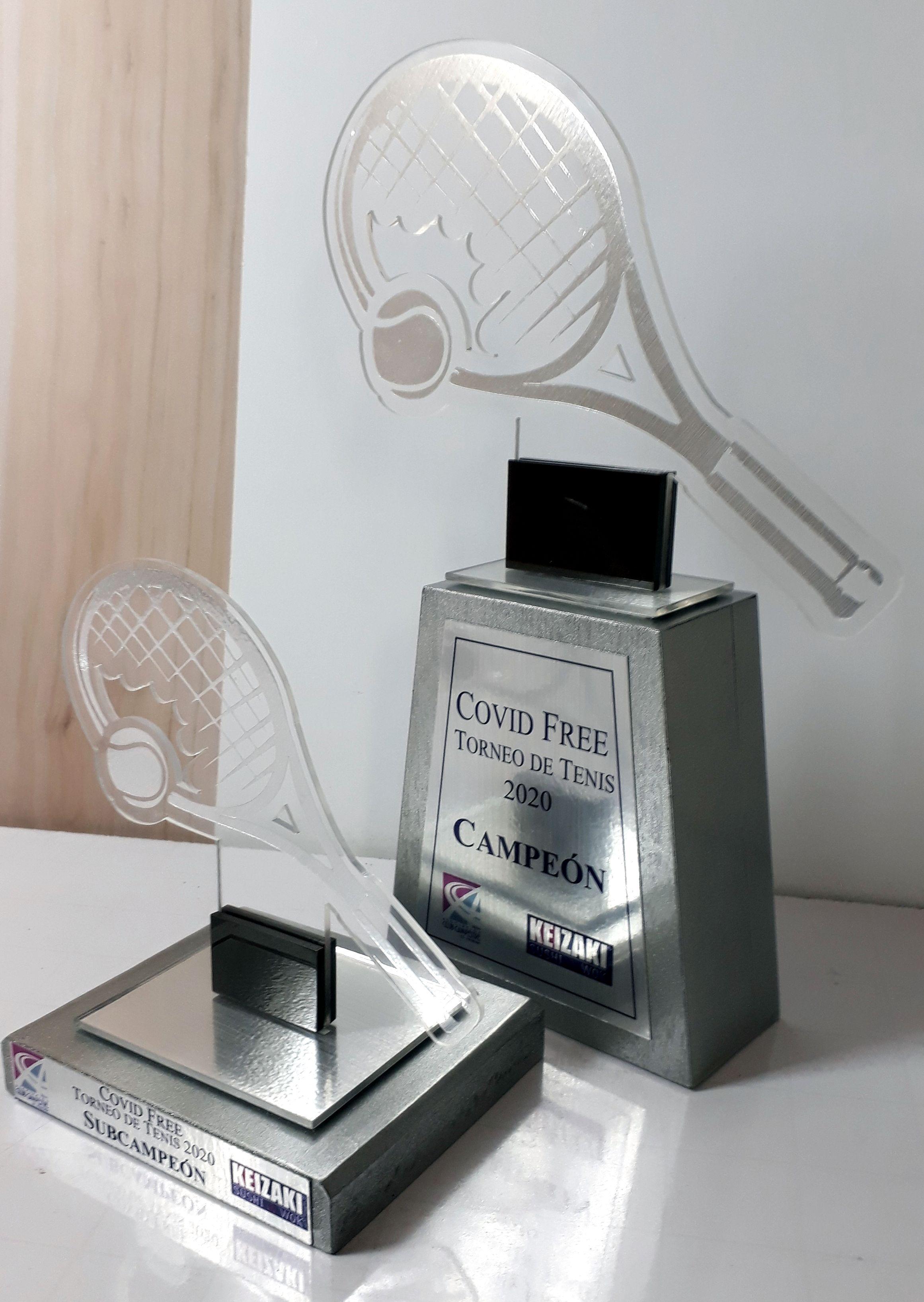 Trofeo Acrílico