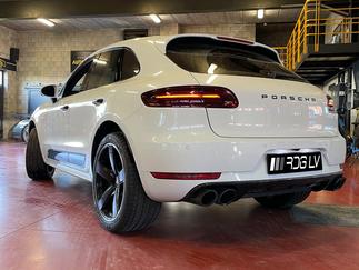 Porsche Macan Voorruit Vervanging